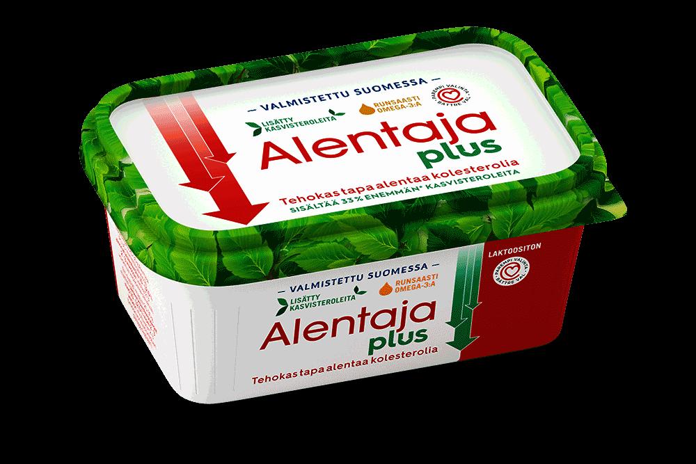 Alentaja Plus kasvirasvalevite 50 % 375 g